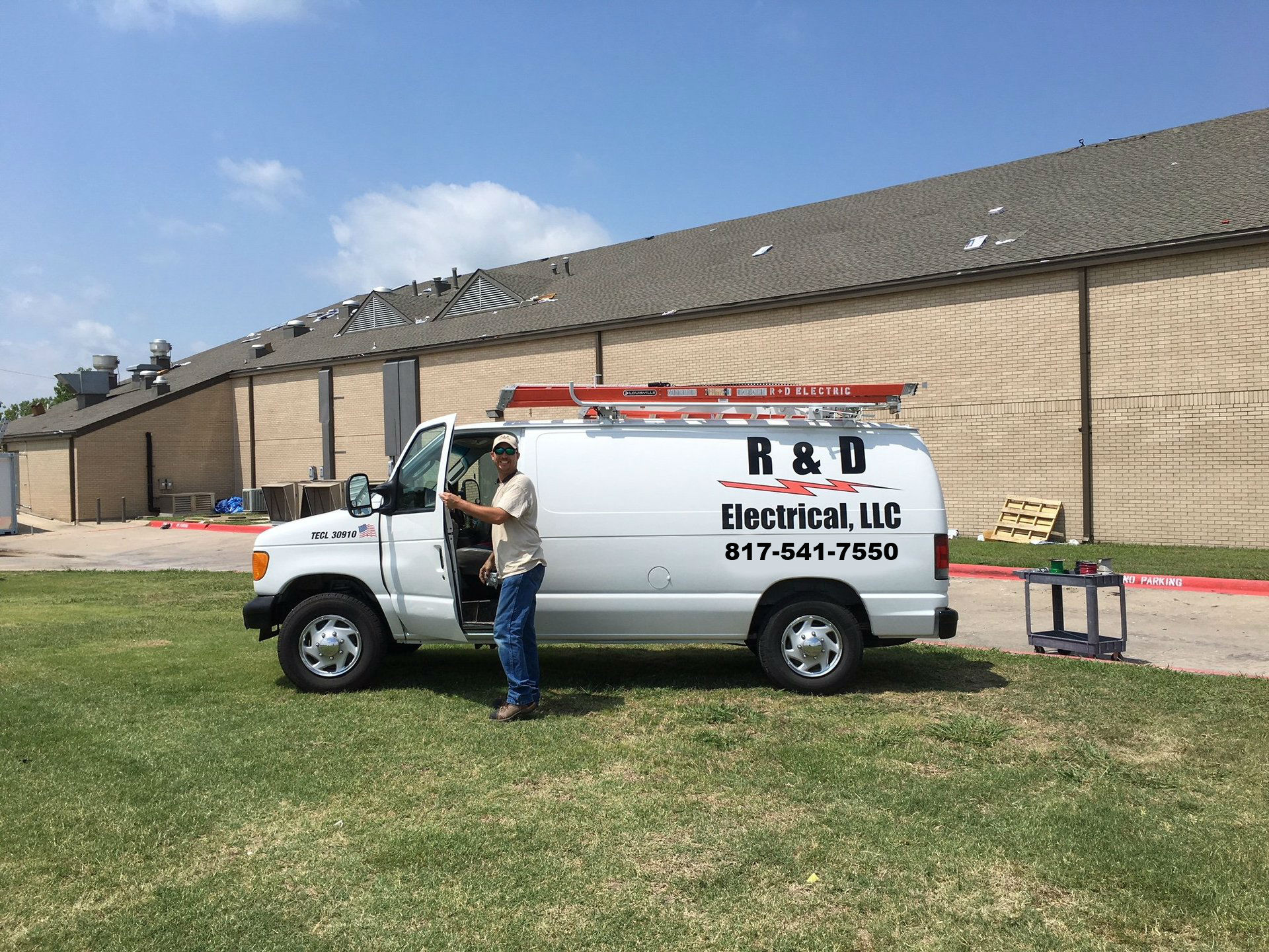 north texas dallas fort worth commercial electrical services