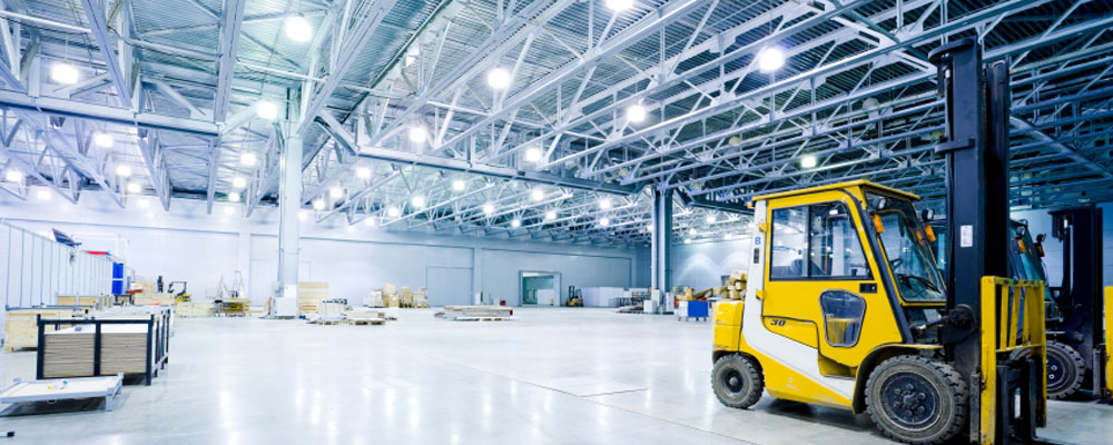 commercial led lighting for warehouses in dallas fort worth